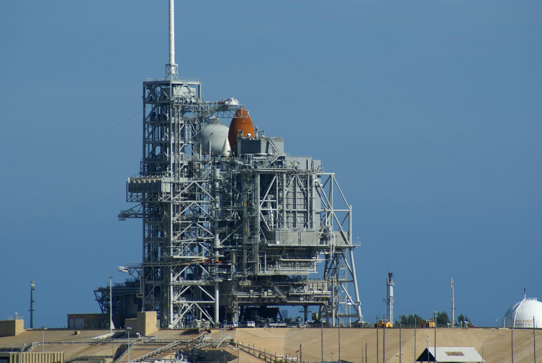 Cap Canaveral, 30 Décembre 2017, Préparation d'un lancement